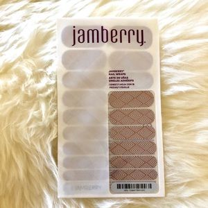 NWT Jamberry Nail Wraps